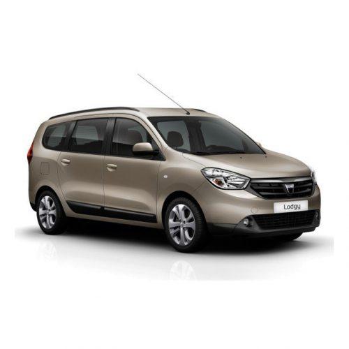 CARPOL taxi safety screen for Dacia Lodgy 2012-2020