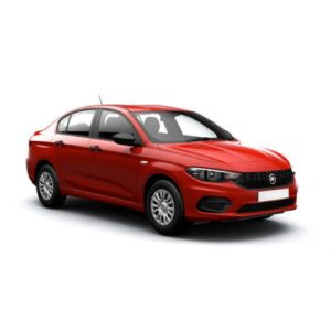 CARPOL taxi safety screen for Fiat Tipo 2015-2020
