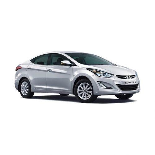 CARPOL taxi safety screen for Hyundai Elantra 2015-2020