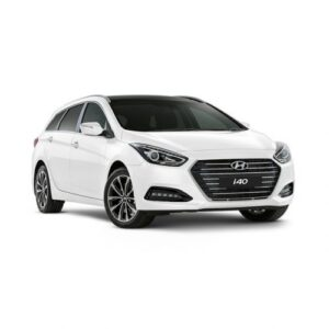 CARPOL taxi safety screen for Hyundai i40 2011-2020