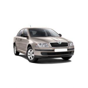 CARPOL taxi safety screen for Skoda Octavia 2004-2013
