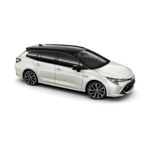 CARPOL taxi safety screen for Toyota Corolla 2019-2020
