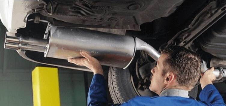 car exhausts repairs