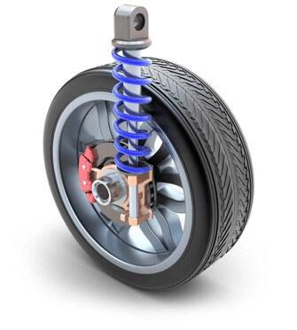 car suspension repairs dublin
