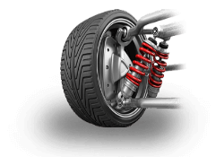 car suspension repairs