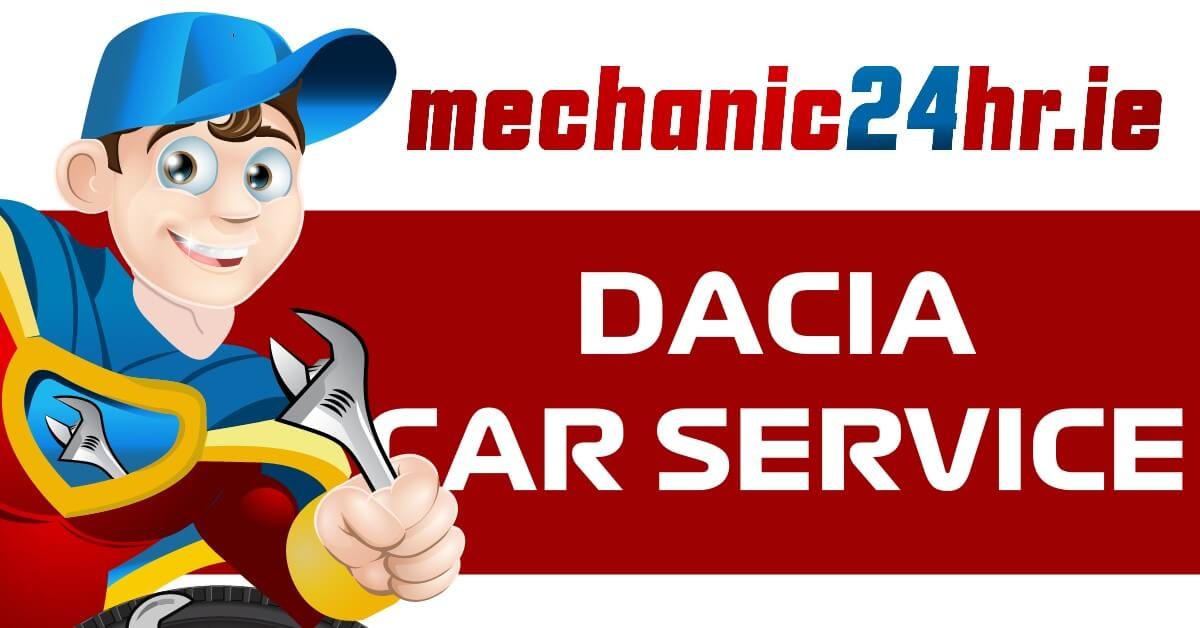dacia car service dublin finglas