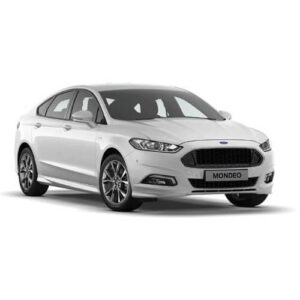 taxi carpol protection screen for Ford Mondeo V 2014-2020