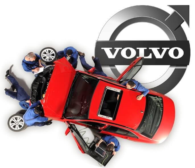 Volvo service Dublin