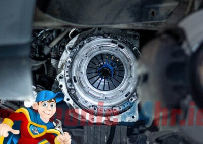 Clutch replacement (4 of 4)