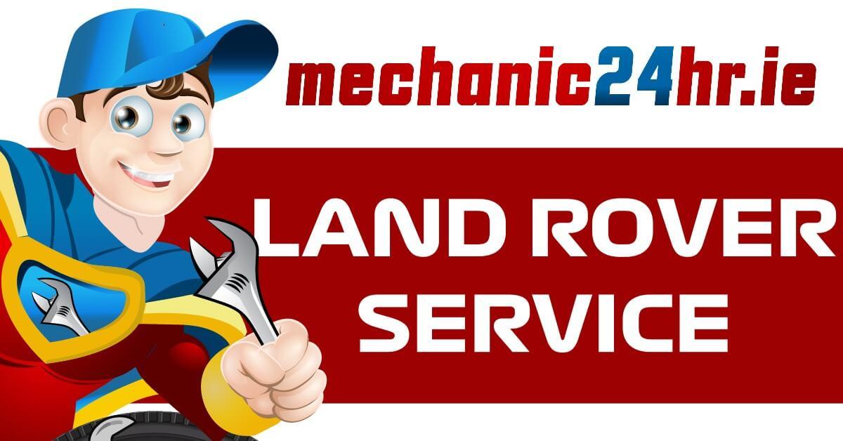 land rover service Dublin