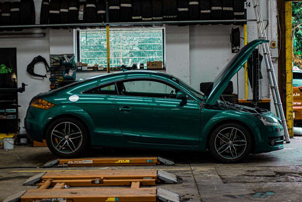 Audi service Dublin